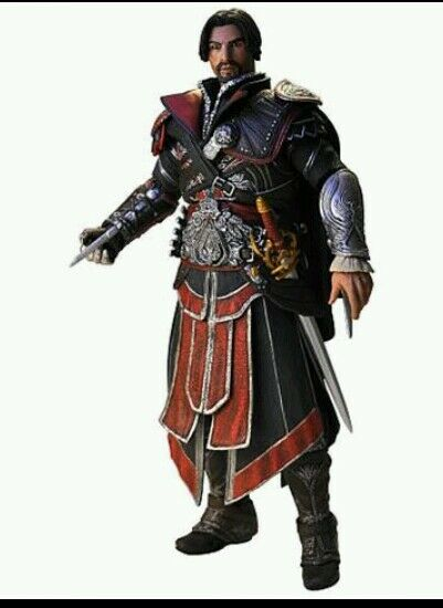 Assassin's Creed BredherhooD, Zeio Ebony Assassin 17 & Up, it's for collections.