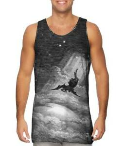 Gustave Dore Yizzam Tshirt Paradise Lost Mens Tank Top