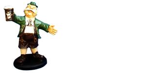 Design bayer personaje estatua escultura figuras esculturas decoración decorativas 5676 nuevo
