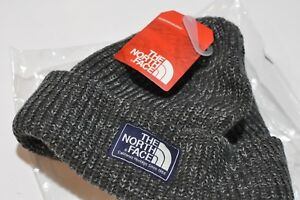Image is loading The-North-Face-Salty-Dog-Beanie-hat-gray 678b16f4638