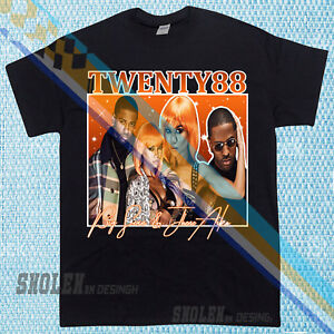 64b40f05605f3 NEW LIMITED Inspired By Twenty88 Big Sean And Jhene Aiko Hip Hop T ...