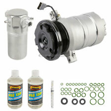 BuyAutoParts 60-86343R2 New AC Compressor w//A//C Drier For Chevy Silverado GMC Sierra Cadillac Escalade