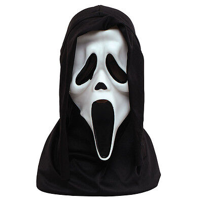 Fancy Dress #Halloween Scary Official Scream Mask Ghost Face
