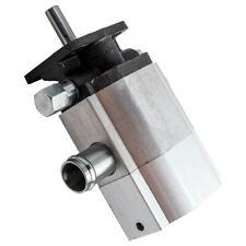 1x New 16 Gpm Hydraulic Log Splitter Pump 2 Stage Highlow Gear Pump Logsplitter