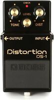 Boss Ds-1-4a 40th Anniversary Distortion Pedal on sale