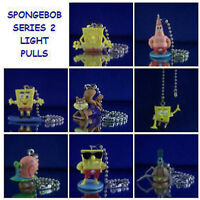 Nickelodeon Spongebob V2 Light Lamp Fan Pulls You Pick