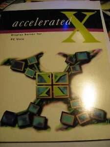 Accéléré-x X11 Représentation Graphique Serveur Guide De L'utilisateur & Rs482-m Amd Athlon Guide-afficher Le Titre D'origine