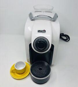 Details about Caffitaly CBTL Single Serve Espresso Machine Coffee Tea Maker Model S08 Black
