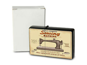 Pocket Windproof Lighter Brushed Oil Refillable Sewing machine