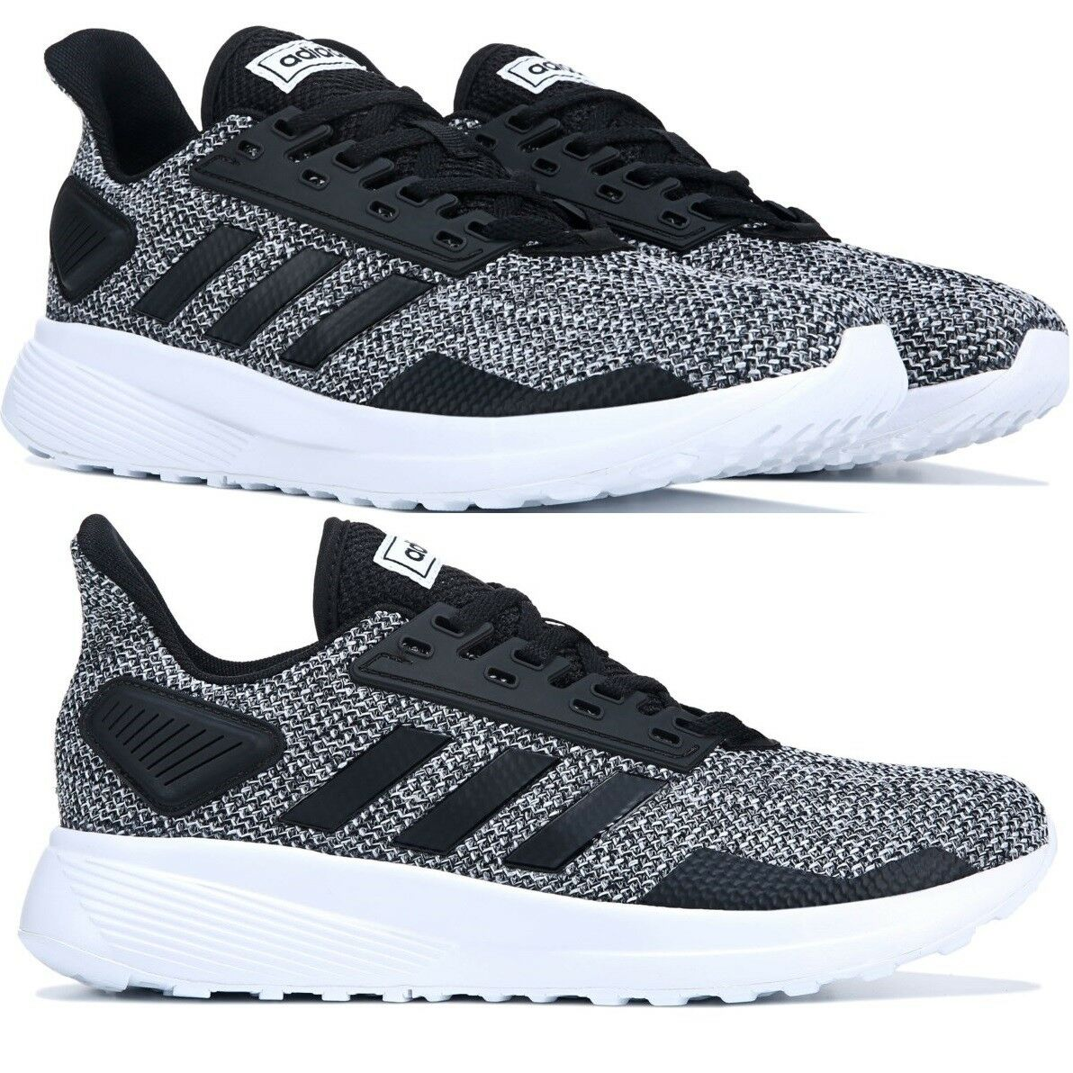 Adidas Duramo 9 Running Men's Comfy shoes Lifestyle Sneakers D Medium 4E X-Wide