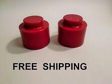 "02-13 Chevrolet Avalanche 1500  2"" lift kit  REAR PolyUrethane RED spring spacer"