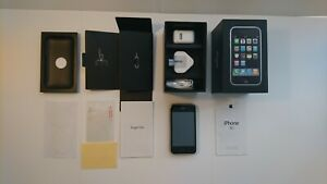 Apple iPhone 3 G 8 Go A1241 2nd Generation 2009 UK stock ancien complet noir G