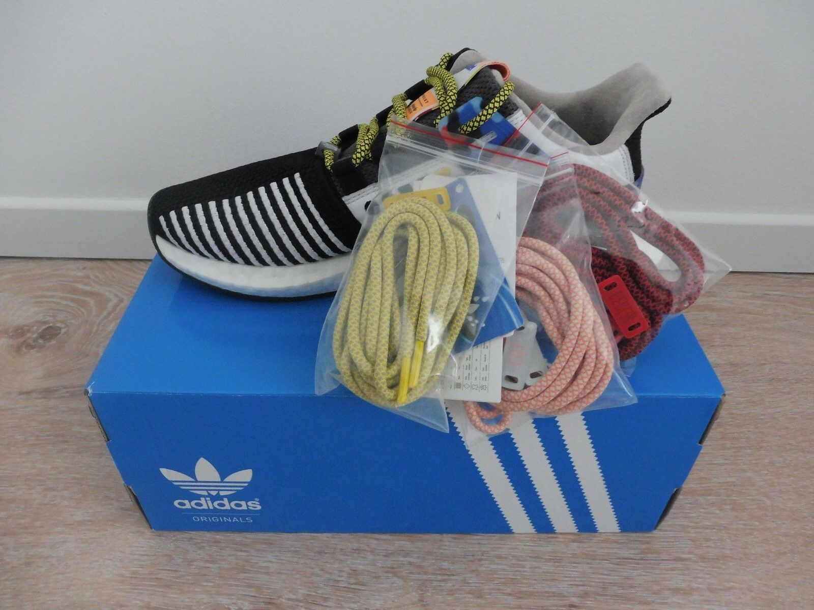 Adidas EQT Support 93 Berlin / BVG Limited Edition 422/500 NEU/OVP EU42