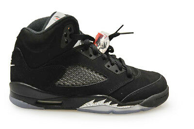 the best attitude retail prices finest selection Juniors Nike Jordan 5 Retro OG BG *RARE* - 845036 003 - Black Fire ...