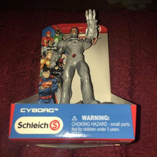 Schleich JUSTICE LEAGUE Figures choose aquaman or cyborg BRAND NEW