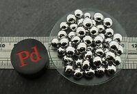 Palladium metal (solid 1g pellet)