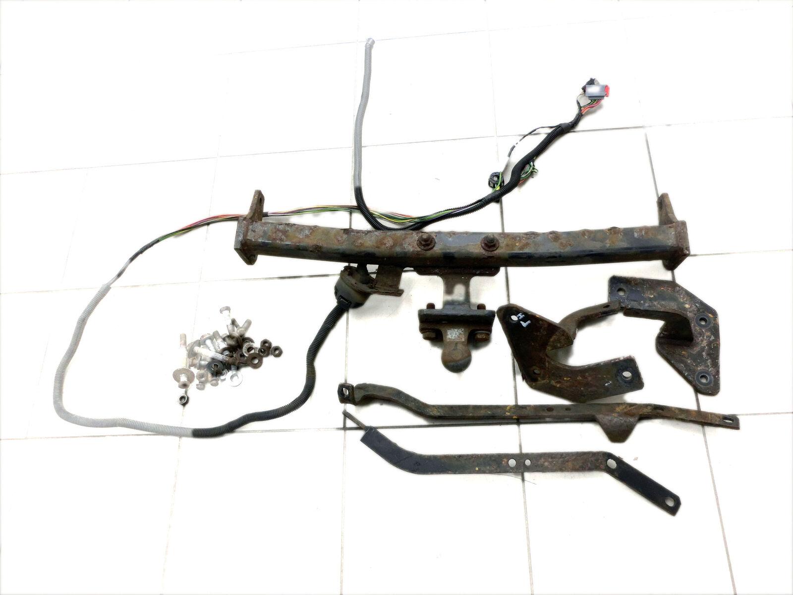 Gancio di traino rimovibile per SUZUKI GRAND VITARA 5-tür ab05+13p E-Set con blinküberwachung