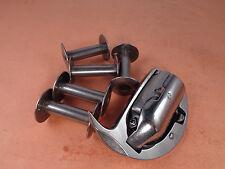 SHUTTLE HOOK ASSEMBLY CLOSED FRAME SINGER 45K ADLER 104 NECCHI 630 Metal Bobbin