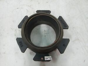 6-034-Foster-Adaptor-Includes-Gaskets-6-3-4-034-OD-Pipe-New