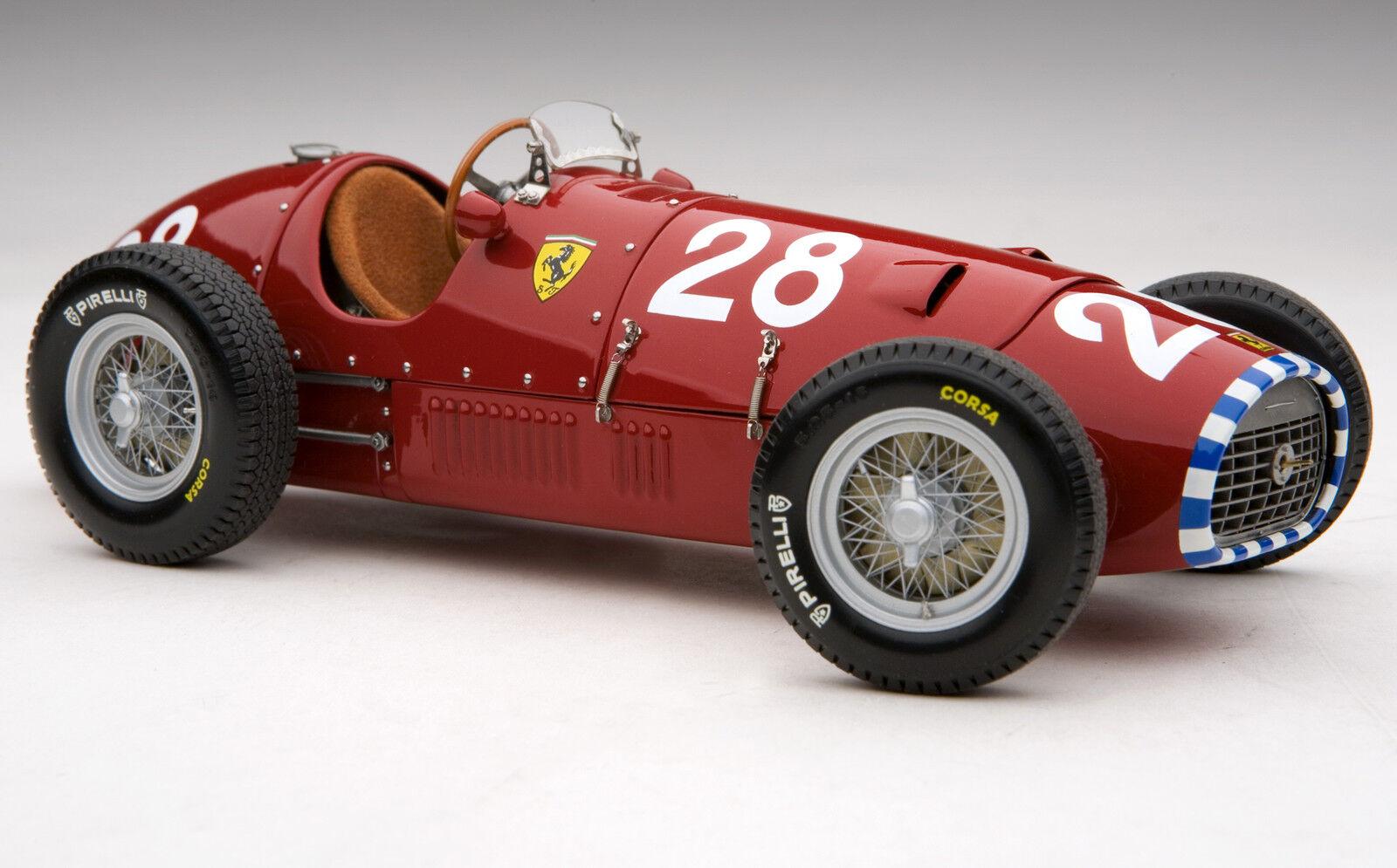 Exoto 1952 Ferrari 500 F2Grand Prix de SuizaNino Farina1:18GPC97199