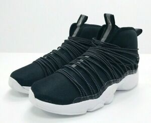 0755efad671d Image is loading Nike-Air-Zoom-Cabos-Men-Shoes-Black-White-