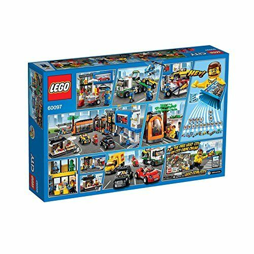 LEGO 60097 60097 60097 City Town Square - retired 46e085