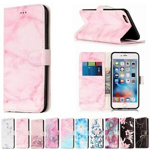 For-iPod-5-6th-iPhone-5s-6-7-8-Plus-Case-Flip-Magnetic-PU-Leather-Wallet-Cover