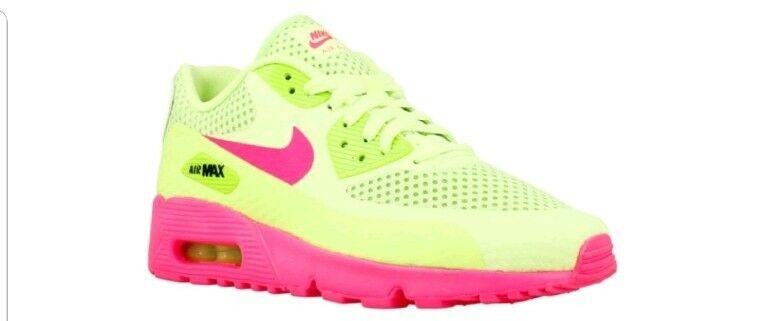 Nike Air Max 90 BR (GS (833409-300 Talla 4.5 Reino Unido 37.5 EUR 5Y US