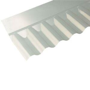1 x Flashing Unit For Pvc Mini 32 Profile Corrugated Sheeting