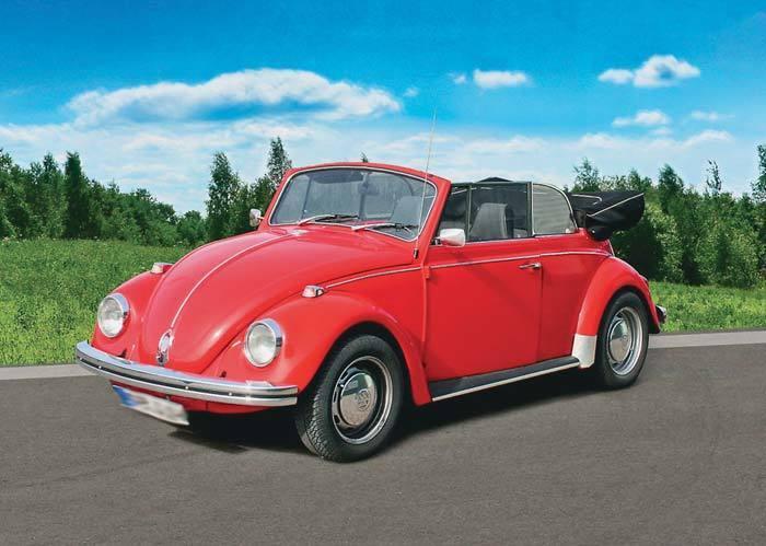 RV07078 Revell 1 24 VW Kafer 1500 (Cabriolet)