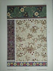 Eugene-Grasset-C-G-Schlumberger-1896-039-s-Lithography-Signed-Original-Plank-71