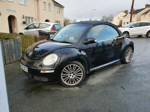 Details About Vw Beetle Convertible 2006