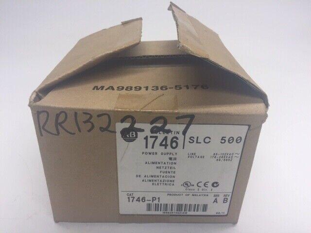 allen bradley 1746-p1 1746-pi 1746p1 ser a slc 500 power supply rack late  model for sale online   ebay