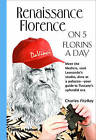 Renaissance Florence on 5 Florins a Day by Charles Fitzroy (Paperback / softback, 2010)