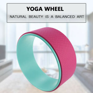 Yoga-Wheel-Circles-Balance-Support-TPE-fitness-Gym-Workout-Back-Training-prop