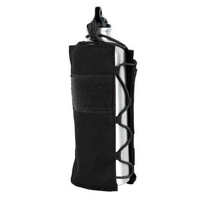 Tactical Molle Water Bottle Pouch 1050D Nylon Military Canteen Cover Holster