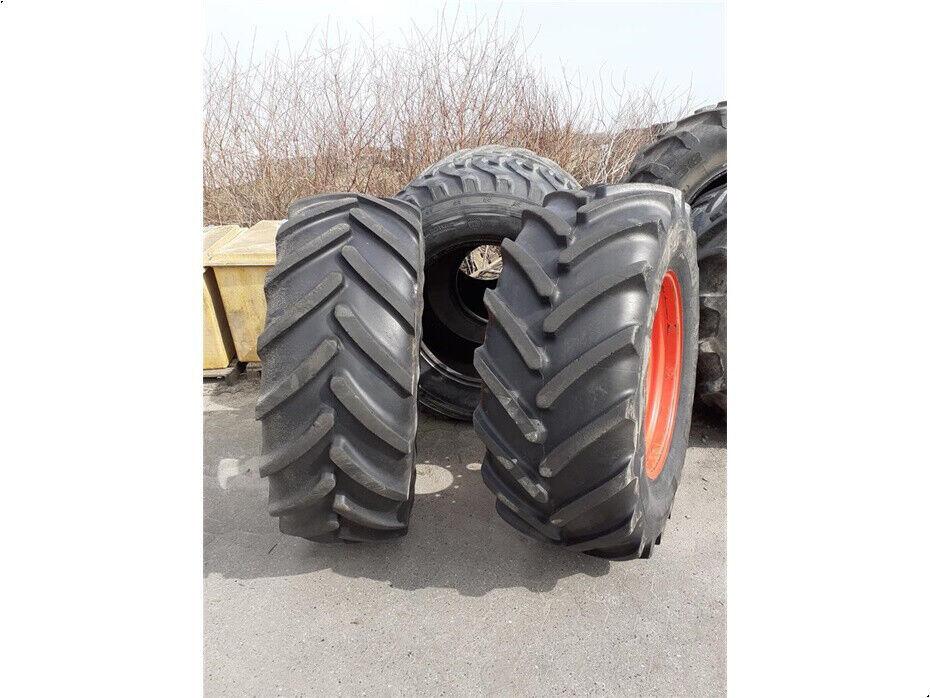 Komplethjul Michelin 540/65R30 Multibib