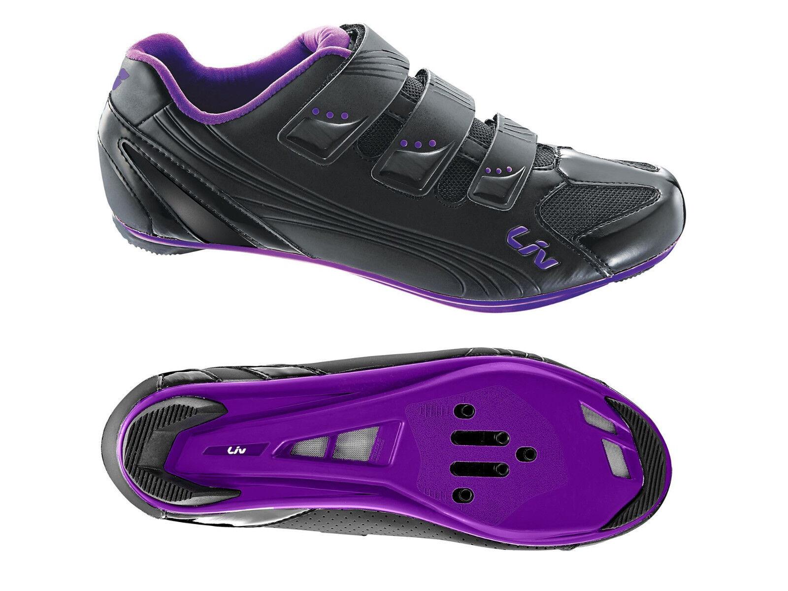 Liv Regalo Nylon SPDSPD SL Sole Road scarpe 38