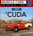 1971 'Cuda - In Detail No. 2 by Ola Nilsson (2017, Paperback)