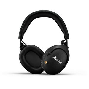 Marshall Monitor II ANC Wireless Bluetooth Active Noise Cancel Headphones Black