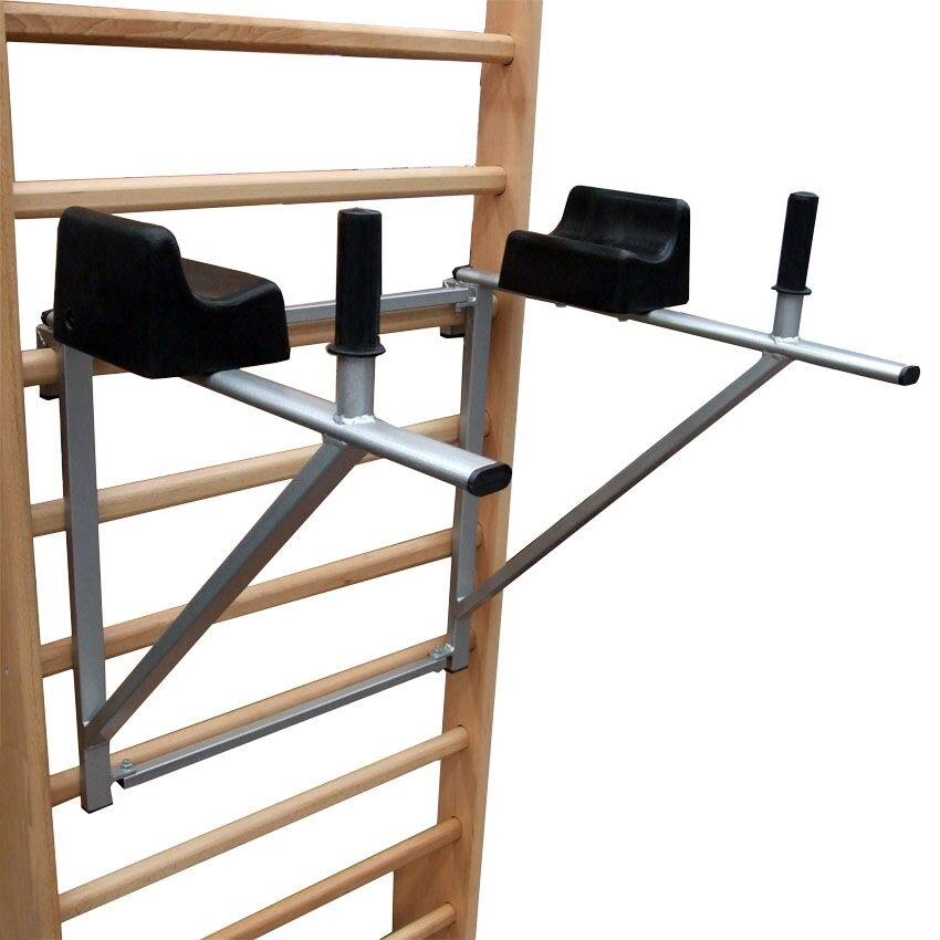 Accessory for Swedish Wall Bars  Bar for Triceps