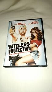 Witless-Protection-DVD-2008-Canadian-WS-Larry-the-Cable-Guy-Jenny-McCarthy