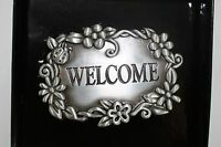 Ganz Welcome Decorative Door Bell Ringer