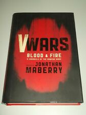 V-Wars Blood and Fire Chronicle Of Vampire Wars (Hardback) 9781631400278