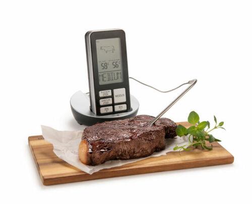 Funk Grillthermometer Braten Thermometer Fleischthermometer BBQ bis 260°C NEU