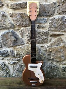 Details about 1952 Harmony Stratotone H-44 on