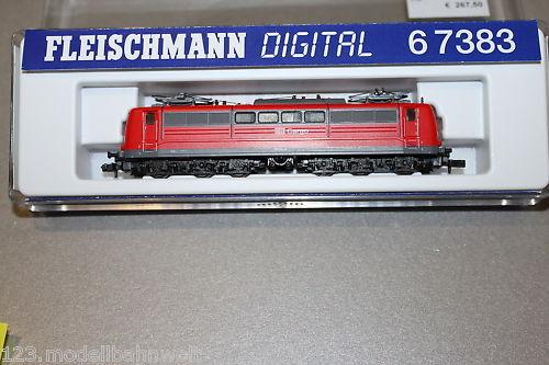 Fleischmann 67383 elok serie 151 004-9 DB pista n OVP