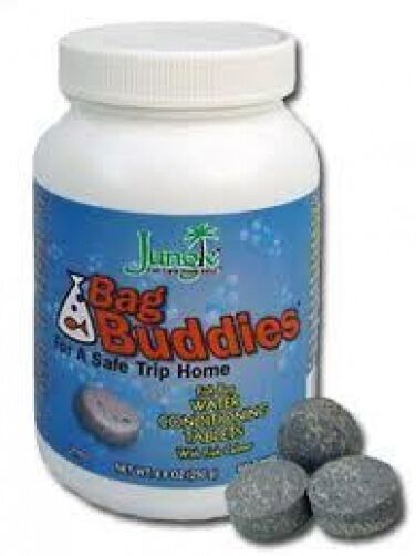 Jungle Bag Buddies  Live Fish Shipping Tablets 250
