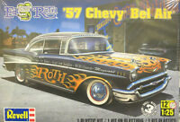 Revell Ed Roth '57 Chevy Bell Air Plastic 1 25 Scale Car Model Kit 4306