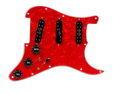 Seymour Duncan Everything Axe Loaded Strat Pickguard w/ Series/Parallel Switch